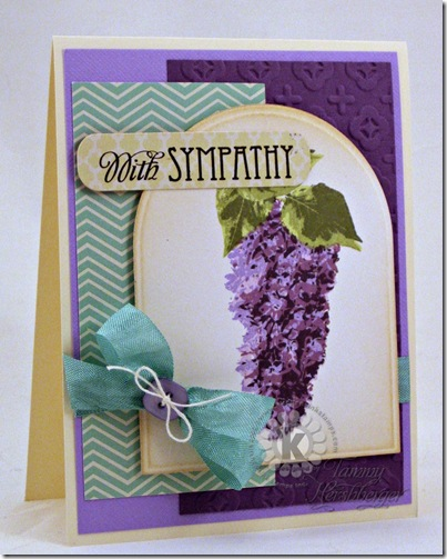 KSS sympathy lilacs