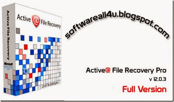 Active File Recovery Pro v7 1 Retail version