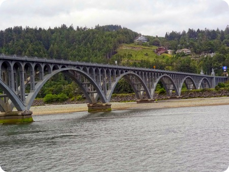 Bridge in Gold Beach