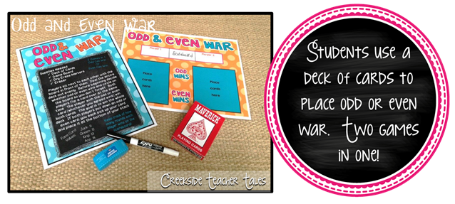 odd and even war