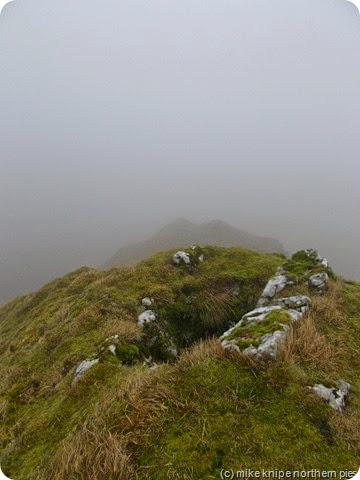 east ridge (!)