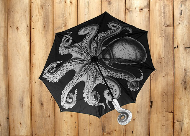 The kraken Umbrella by The Kraken Supply Shop