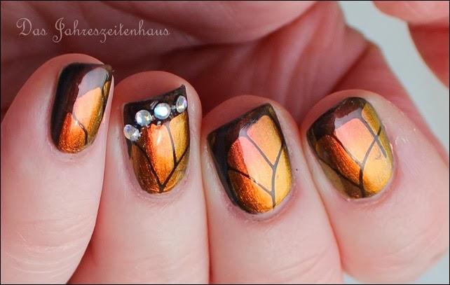 Herbst Schmetterling 2