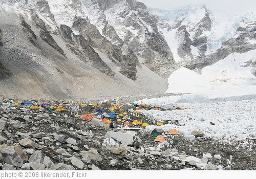 'everest base camp - ebc' photo (c) 2008, ilkerender - license: https://creativecommons.org/licenses/by/2.0/