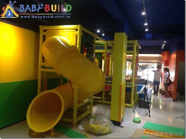 BabyBuild 室內兒童遊戲區牆柱防撞護條施工