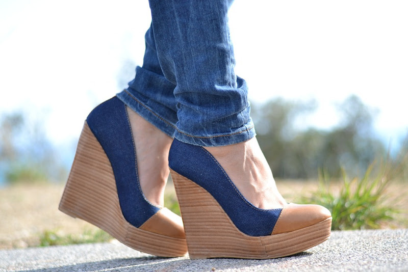 Zara Wedges, Zara shoes