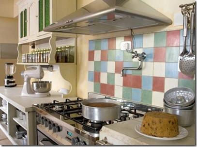 Decoración de Cocinas con Mayolicas2
