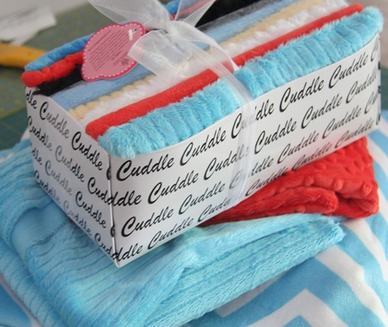 Cuddle Fabrics Kit