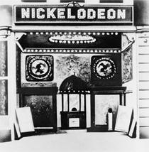 Exterior Nickelodeon