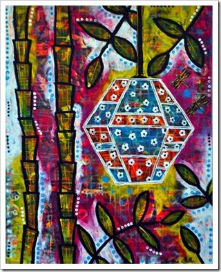 paper lantern laura miller artist