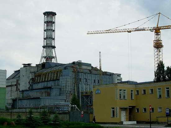 Chernobyl_UKRAINE