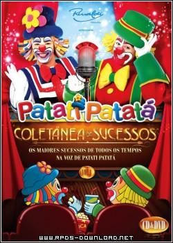 50814750ab14d Patati Patatá   Coletânea de Sucessos RMVB + AVI DVDRip