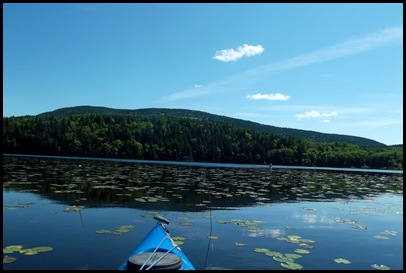 Kayaking Seal Cove Pond 251