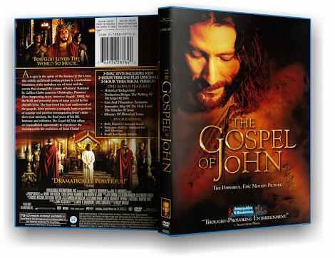 EL EVANGELIO DE JUAN (The Gospel Of John) [ Video DVD ] – La oportunidad de experimentar la vida y los tiempos de nuestro Señor Jesucristo