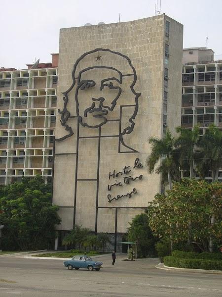 Obiective turistice Cuba: Statuia lui Che