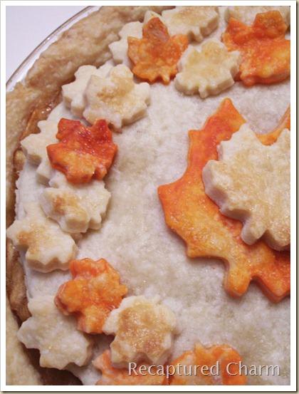 Leafy Apple Pie 047a