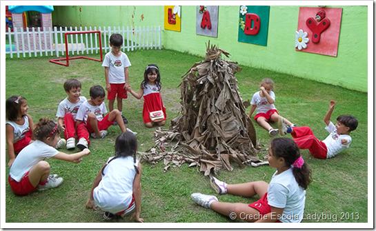 interatividade-dia-do-indio-oca-creche-escola-ladybug-recreio-dos-bandeirantes-rj