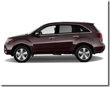 Pic Phone New Car Gambar Wallpaper Photo Spy Acura MDX 2013 6 Spd Automatic