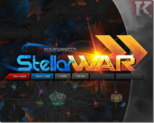Enigmata Stellar War flash game