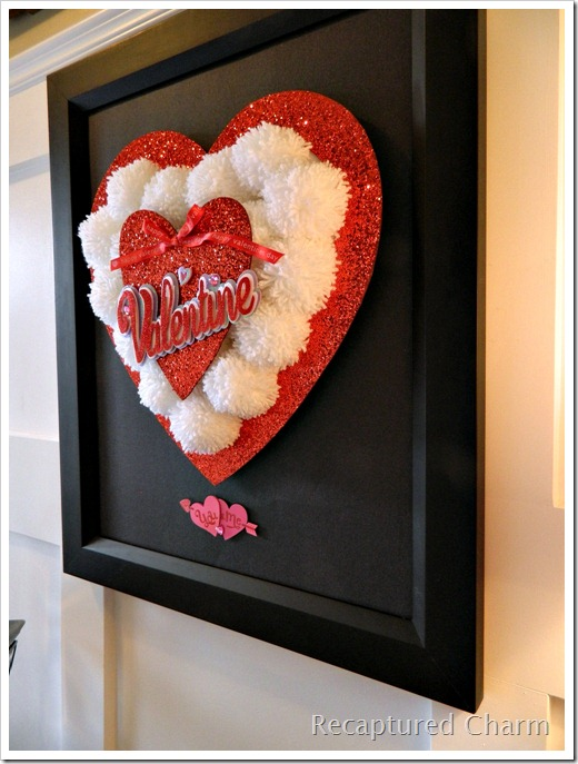 Valentine Heart Frame 099a