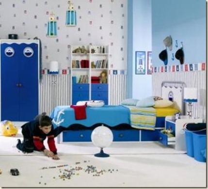 decoración de dormitorios para varones-1