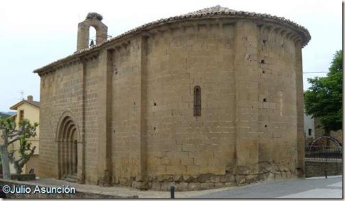 Iglesia de Santa Maria - Aibar