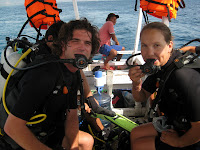 Diving on Gili Air