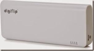 Flipkart: Buy DigiFlip Power Bank 11000 mAh PC012 at Rs. 999 only