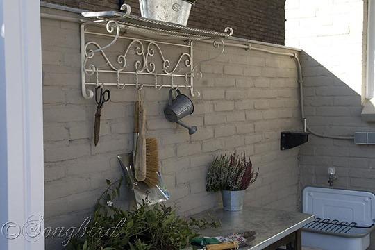 Garden Work Bench 3