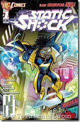 P00001 - Static Shock #1 - Recharg