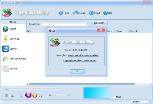 Descargar Free Youtube Utility gratis