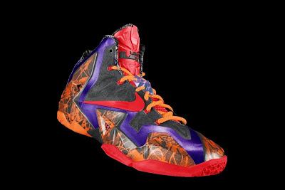 nike lebron 11 id allstar 2 04 gumbo Nike Unleashed Endless Possibilities with LeBron 11 Gumbo iD!