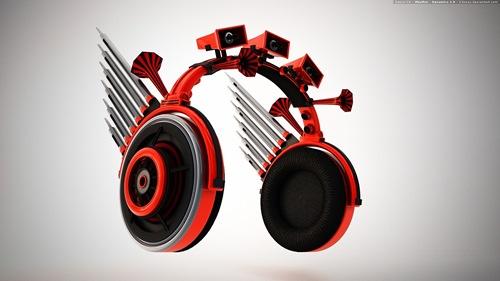 poze desktop-headphones