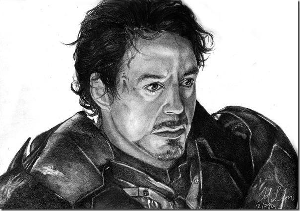 Iron man ,Anthony Edward ,Tony Stark (97)