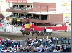 9540 Alberta Calgary Stampede 100th Anniversary - GMC Rangeland Derby & Grandstand Show - Chuckwagon Racing 101
