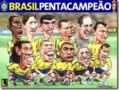 Brasil Pentacampeao
