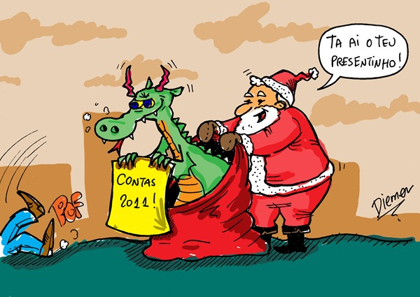 Charge Natal Compras