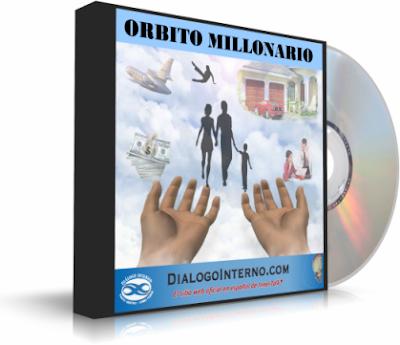 ORBITO MILLONARIO, Diálogo Interno (Inner Talk) [ Audio CD ] – Tecnología Subliminal para atraer abundancia y éxito ilimitado