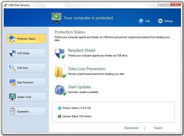 USB Disk Security V.6 Download