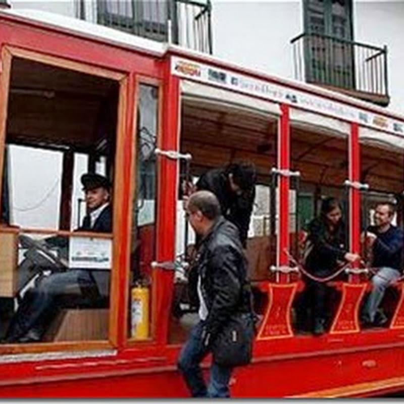 Un viaje al pasado de Bogotá, ahora en tranvía