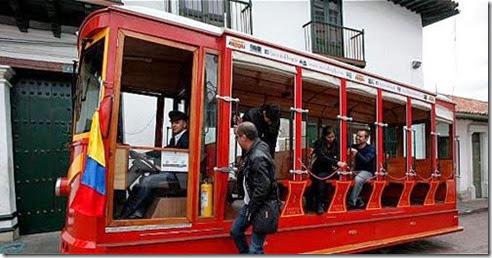 Transporte en Bogotá, Colombia