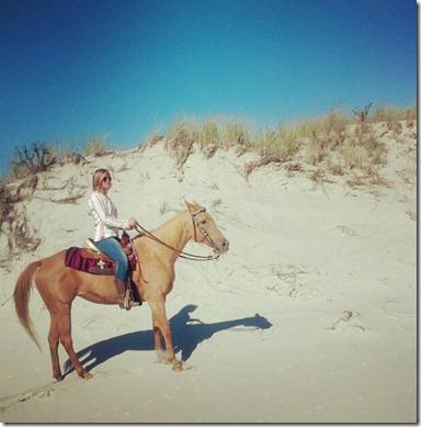 Allie & Dude on the beach10-12d