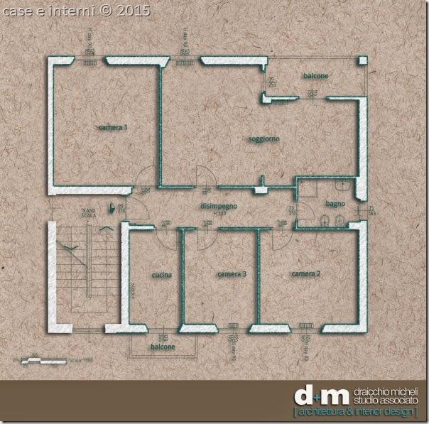 Come fare il rilievo di un appartamento case e interni for Come fare piano casa