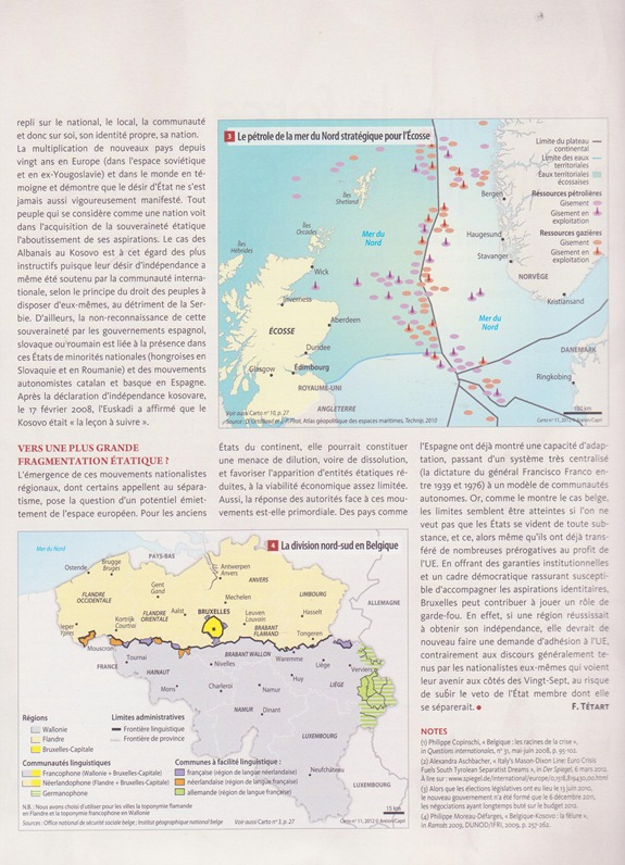 Nationalismes régionaux 3