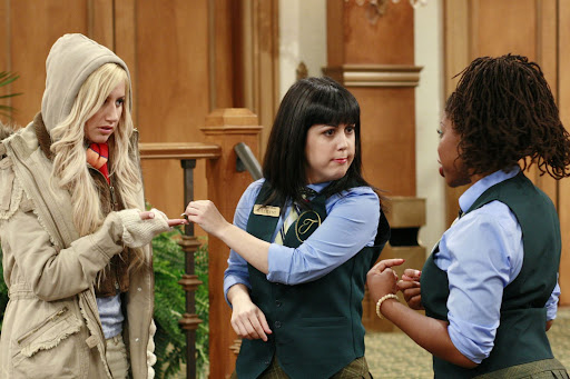 Suite Life of Zack and Cody Maddie