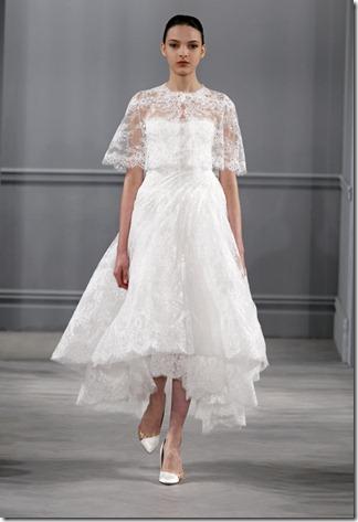 Midi Dress Wedding 27 Amazing SS MONIQUE LHUILLIER NEW
