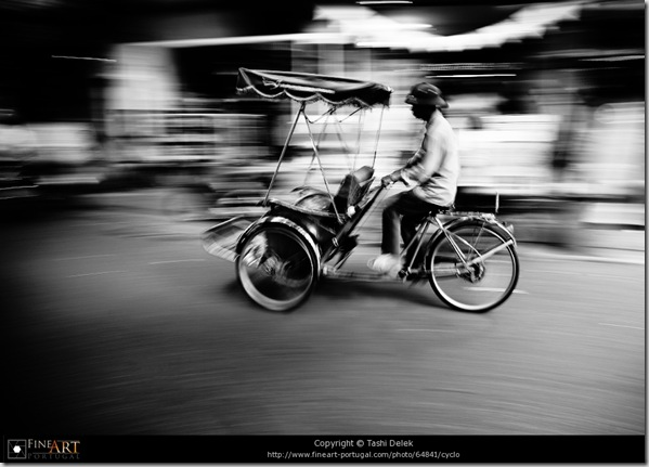Cyclo © Tashi Delek
