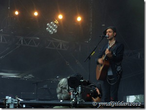 Charlie Winston, Solidays 2012