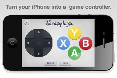 Turn iPhone and Android into a Game Controller