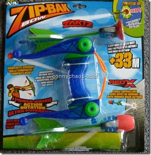 Zip-Bak Bow